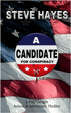 "Steve Hayes and Ben Bridges ""A Candidate for Conspiracy"""