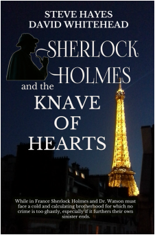 "Steve Hayes and David Whitehead ""Sherlock Holmes and the Knave of Hearts"""