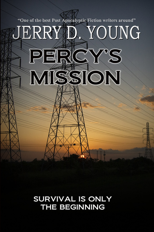 """Jerry D. Young """"Percy's Mission"""""""