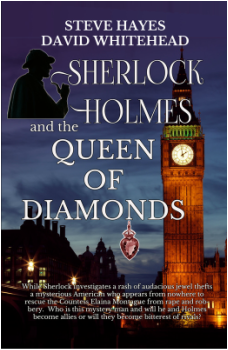 "Steve Hayes and David Whitehead ""Sherlock Holmes and the Queen of Diamonds"""