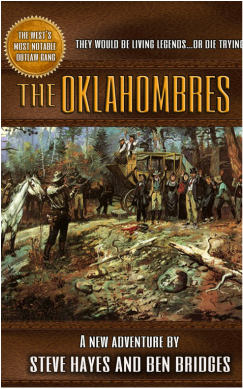 "Steve Hayes and Ben Bridges ""The Oklahombres"""