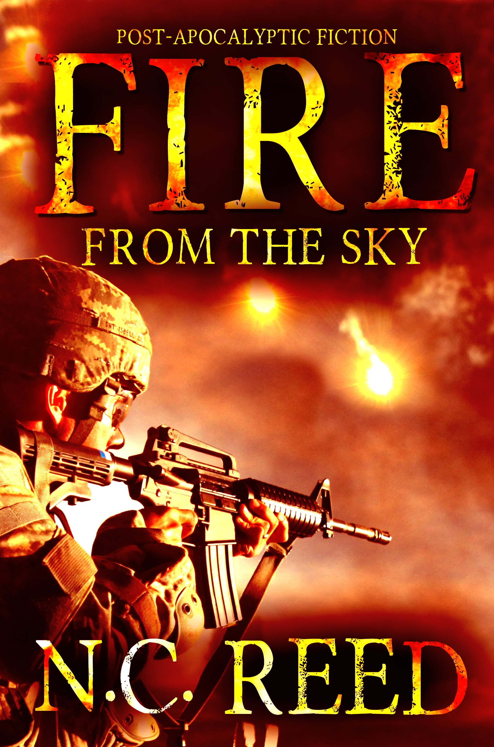 Fire From the Sky Series
