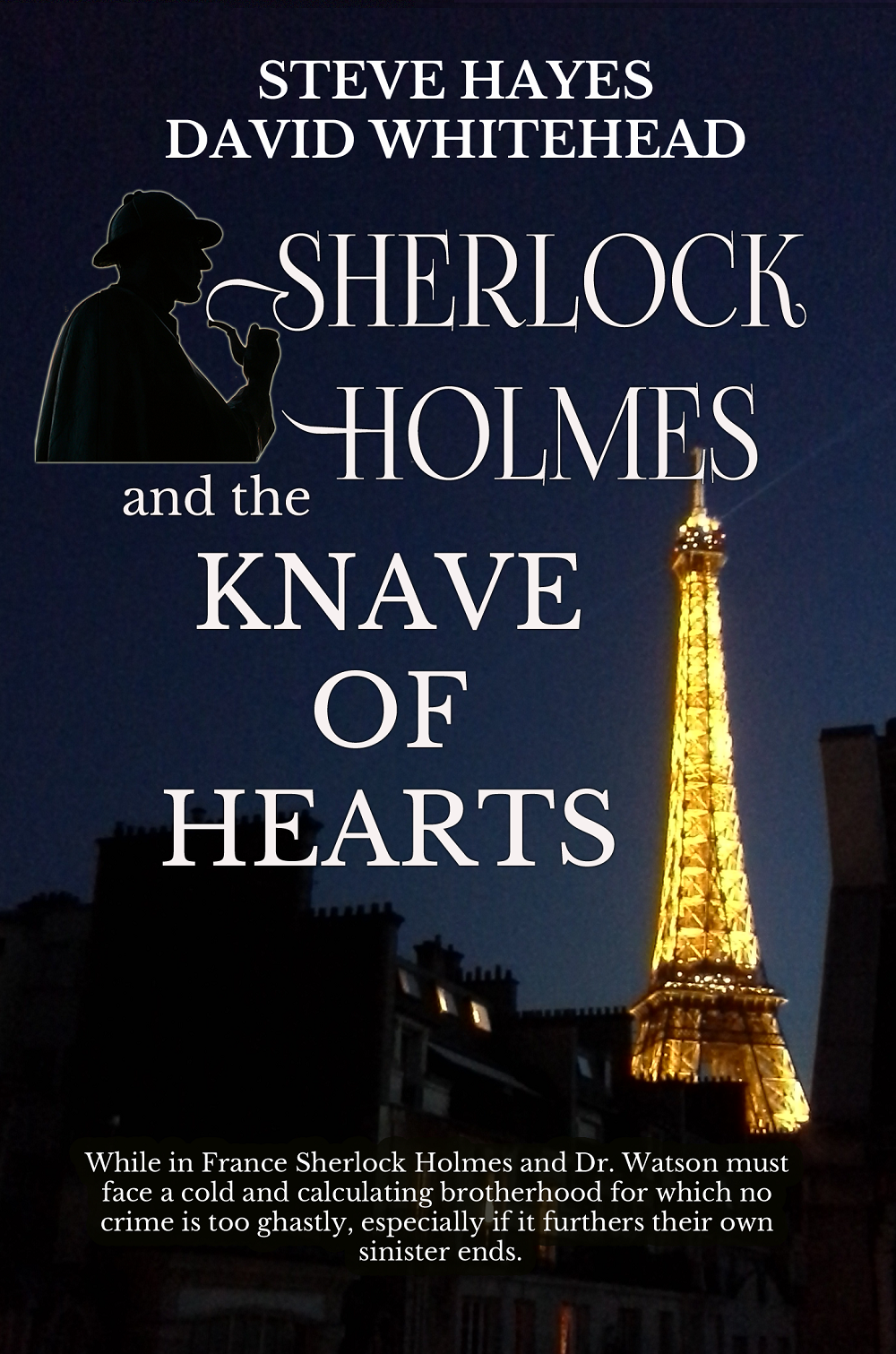 """Sherlock Holmes and the Knave of Hearts"""