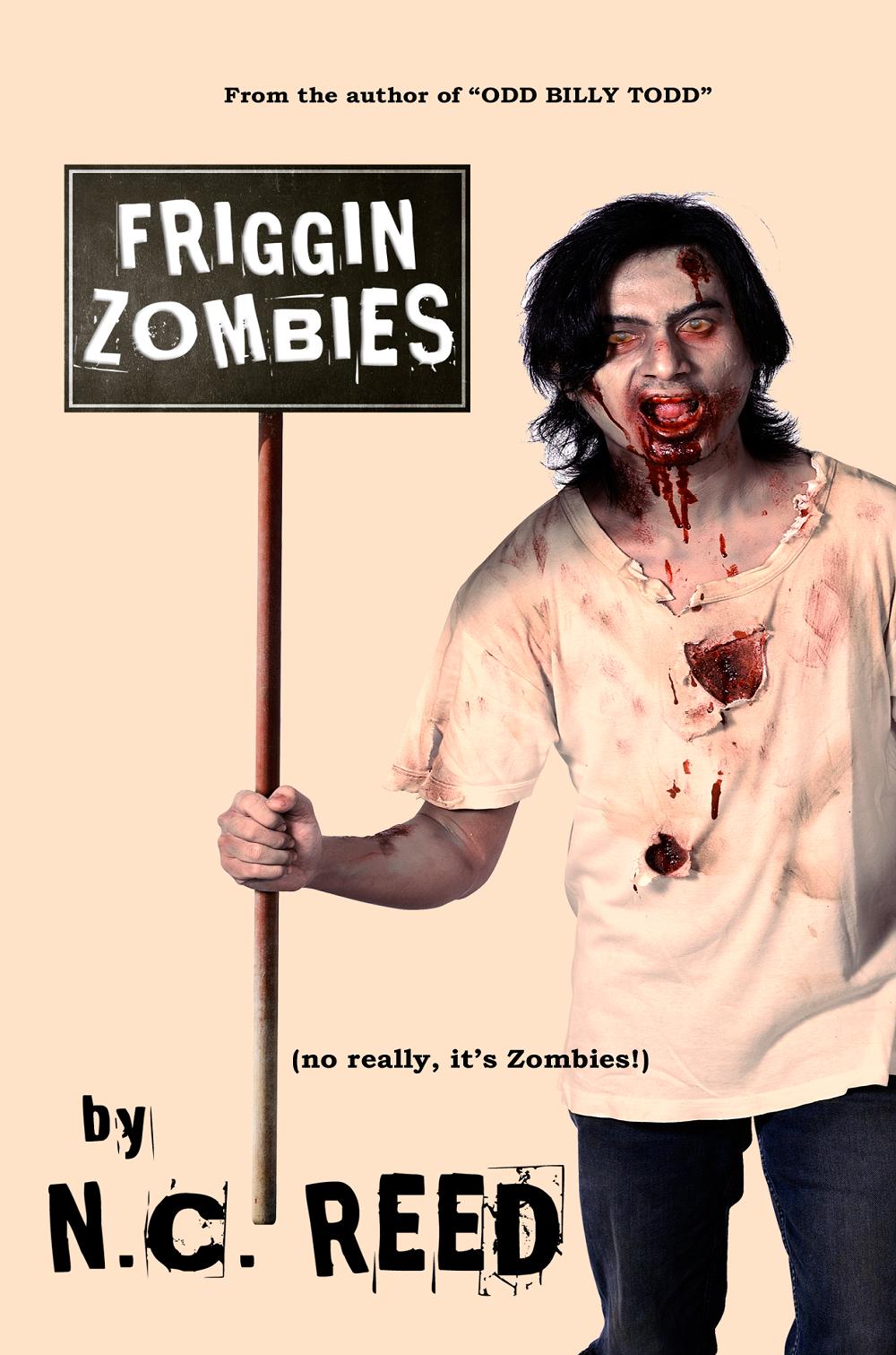 """Friggin Zombies"""