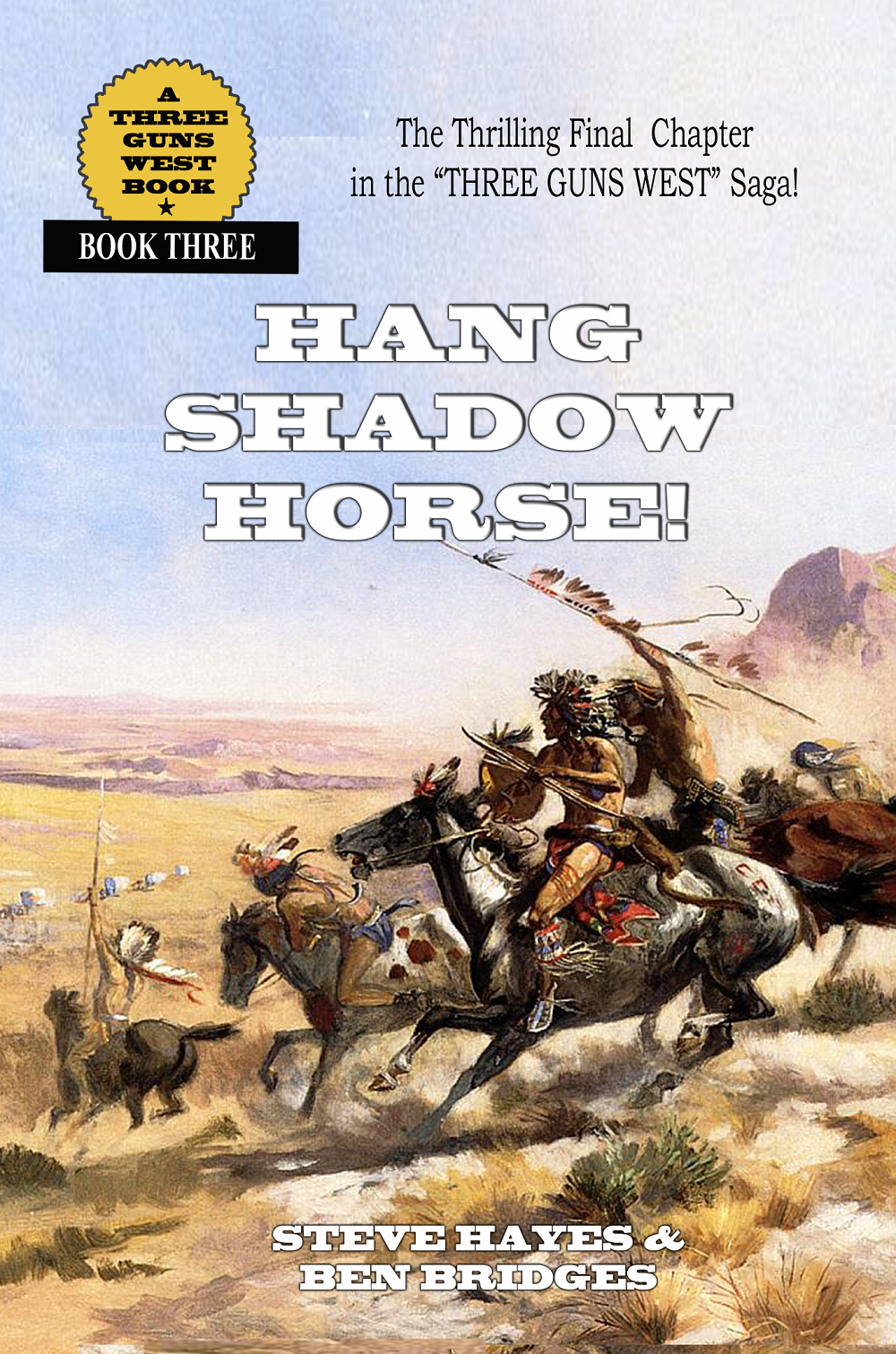 """Hang Shadow Horse"""