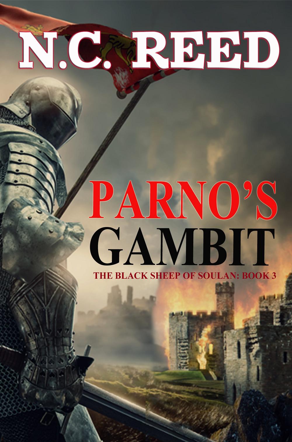 """The Black Sheep of Soulan: Book 3: Parno's Gambit"""
