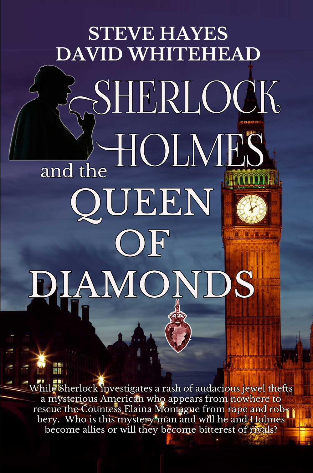 """Sherlock Holmes and the Queen of Diamonds"""