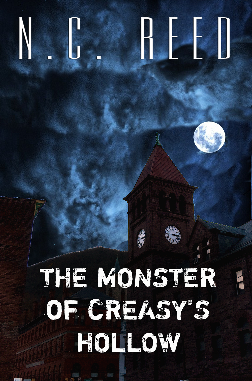 """The Monster of Creasy's Hollow"""