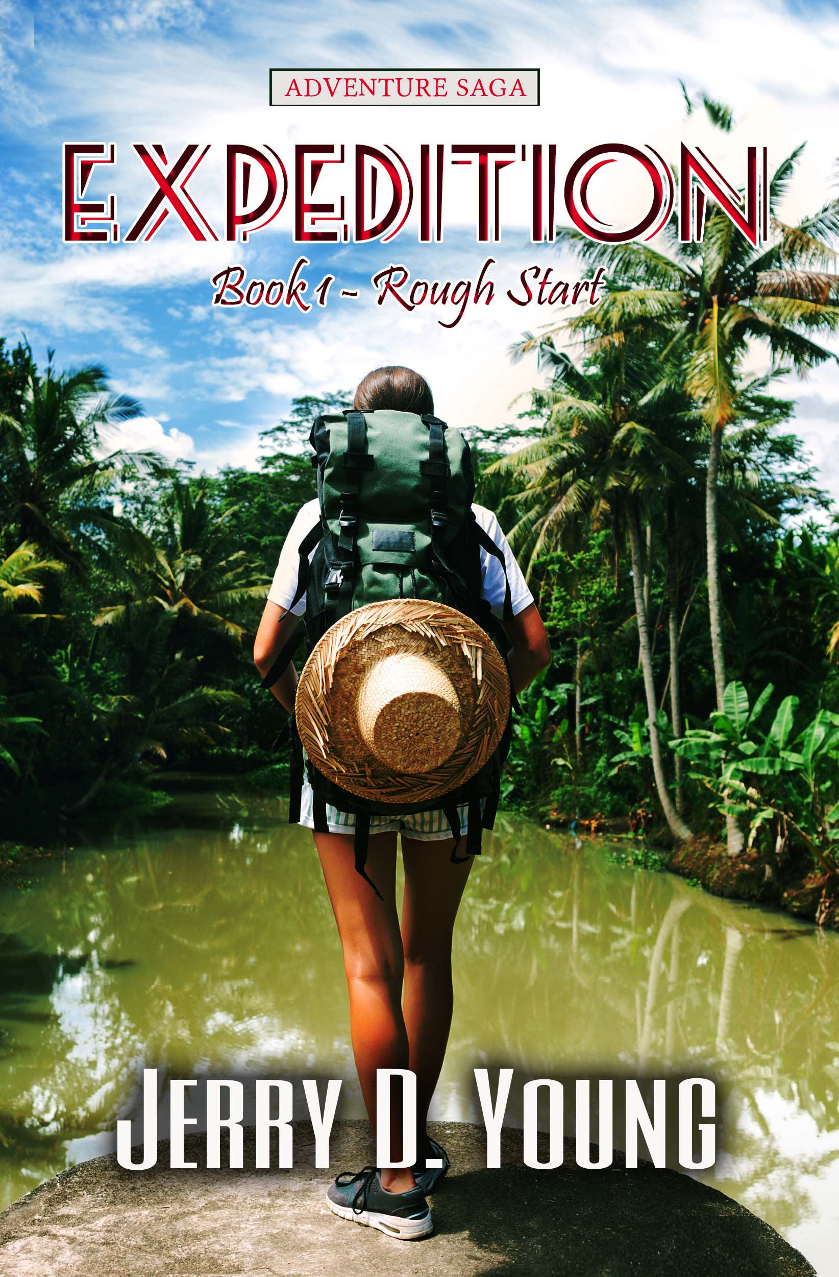 "Now Available- ""Expedition Book 1"""