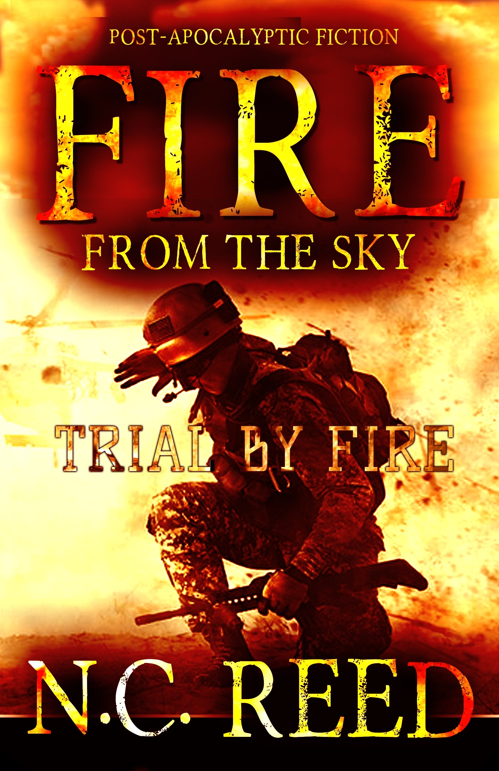"""Fire From the Sky: Book 3: Trial By Fire"""