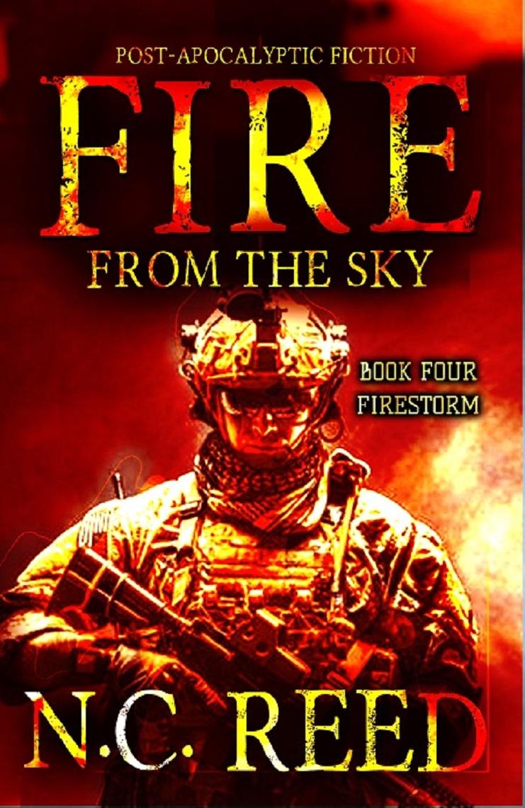 """Fire From the Sky: Book 4: Firestorm"""