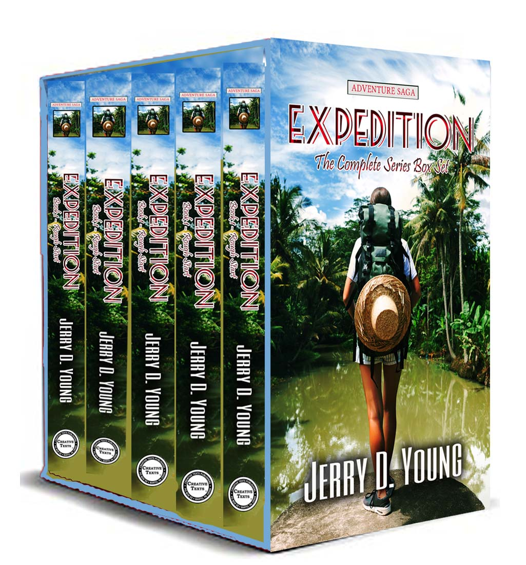 """""""The Expedition: Episodes 1-5 Box Set"""""""
