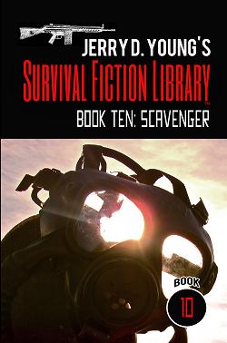 """Survival Fiction Library- Book 10: Scavenger"""