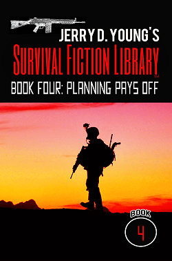 """Survival Fiction Library- Book 4: Planning Pays Off"""