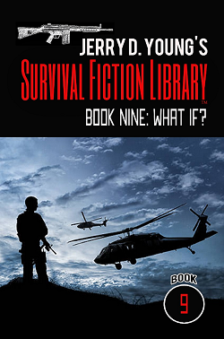 """Survival Fiction Library- Book 9: What If?"""