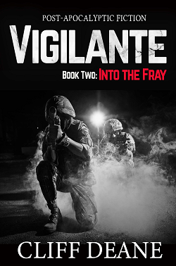 Vigilante: Book 2: Into the Fray